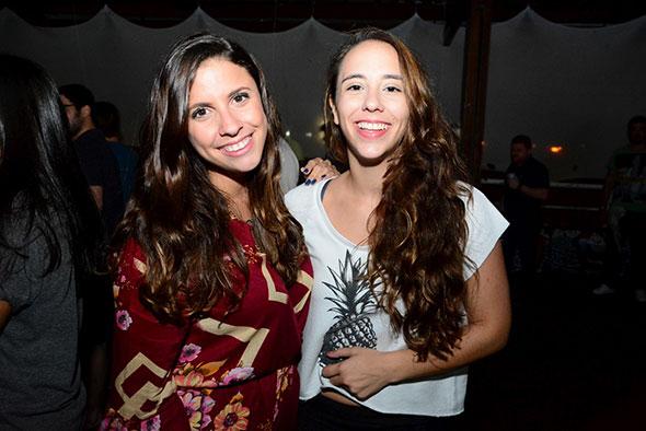 Daniela Menezes e Andrea Margolis. Crédito: Gabriel Pontual/Divulgação