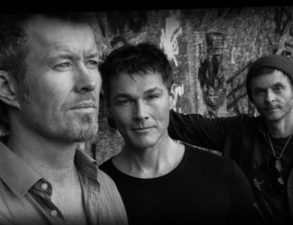 Os noruegueses da banda A-Ha. Créditos: Reprodução Internet