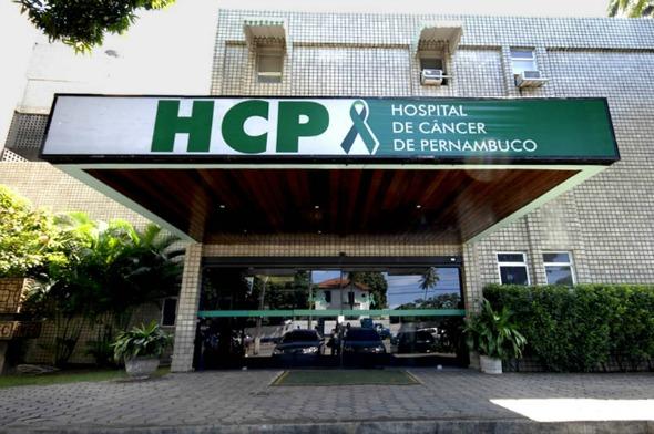 Hospital do Câncer de Pernambuco. Crédito: Divulgação