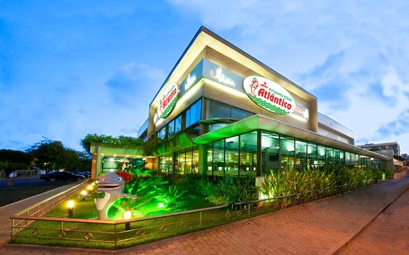 Pizzaria Atlântico de Olinda. Crédito: Dante Barros