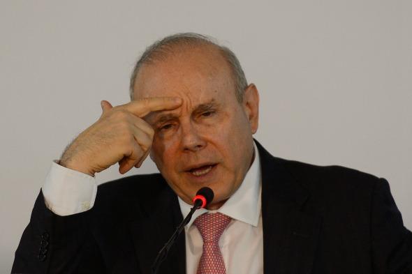 Guido Mantega - Crédito: Antonio Cruz/Agência Brasil