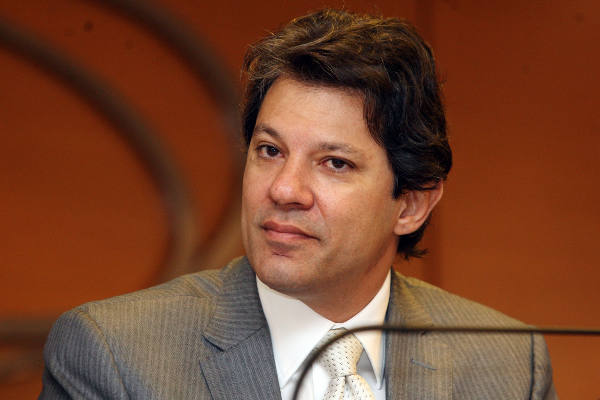 Fernando Haddad/Divulgação
