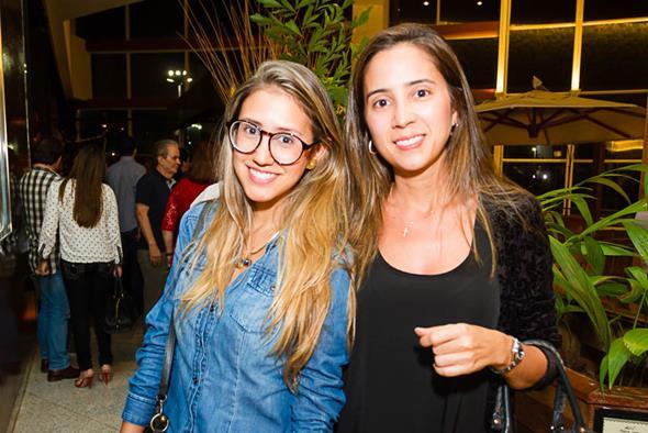 Maria Eduarda Pinteiro e Karolina Pinteiro Créditos: Greg Rosa/ Divulgação