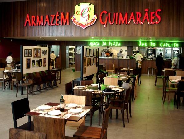 Armazém Guimarães do Shopping RioMar. Crédito: Divulgação