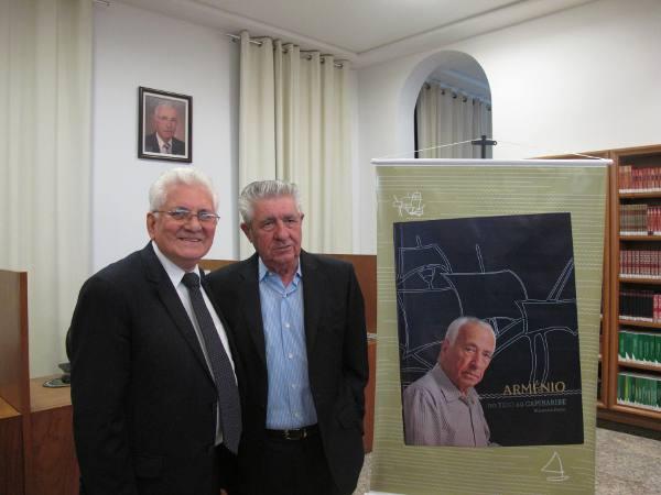 Waldênio Porto e Alberto Ferreira da Costa