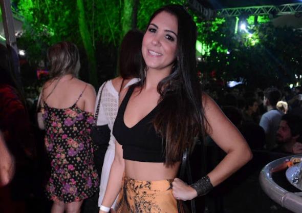 Daniela Melibeu. Crédito: Gabriel Pontual/Divulgação