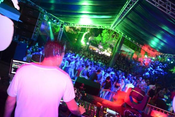 DJ Kevin Luke. Crédito: Gabriel Pontual/Divulgação