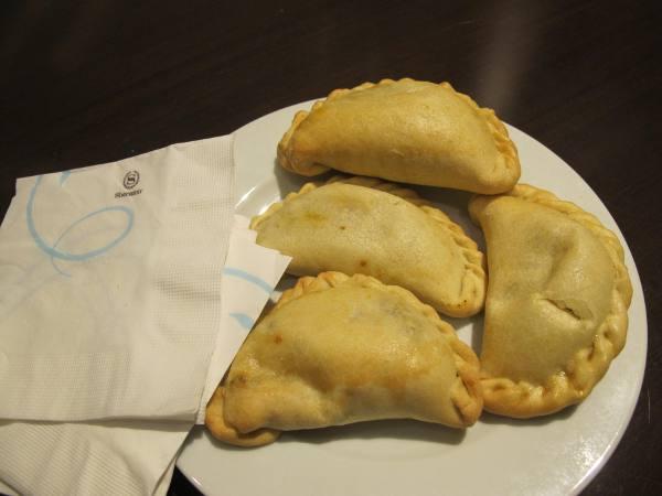 As maravilhosas empanadas argentinas