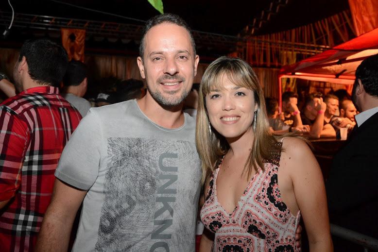 Andreia e Carlos Misael Créditos: Gabriel Pontual/Moove Comunicação
