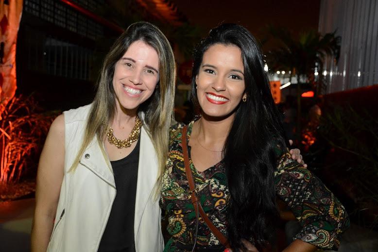 Carol Mello e Bianca Pedrosa Créditos: Gabriel Pontual/Moove Comunicação
