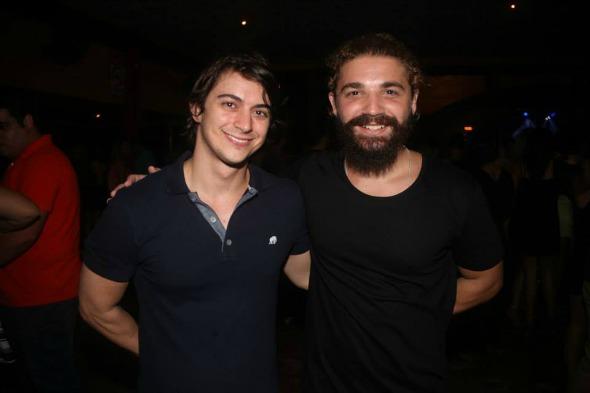 Lucas Carvalheira e Arthur Damata - Crédito: Vinicius Ramos/Divulgação