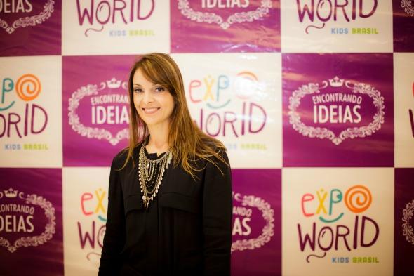 Fabiola Teles vai dar dicas sobre como montar festinhas para crianças Créditos:Jana Margarida/Divulgação