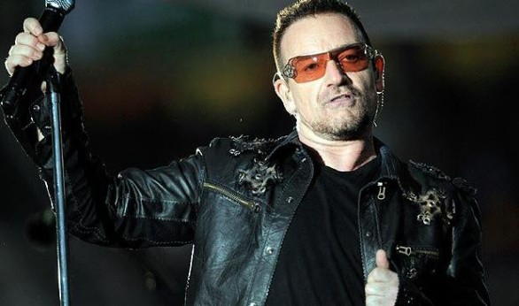 Bono Vox - Crédito: Divulgação/meurock.com