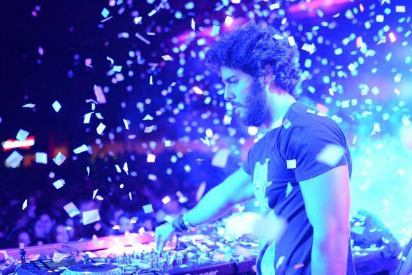 DJ José Pinteiro. Créditos: Gabriel Pontual/Moove Comunicação