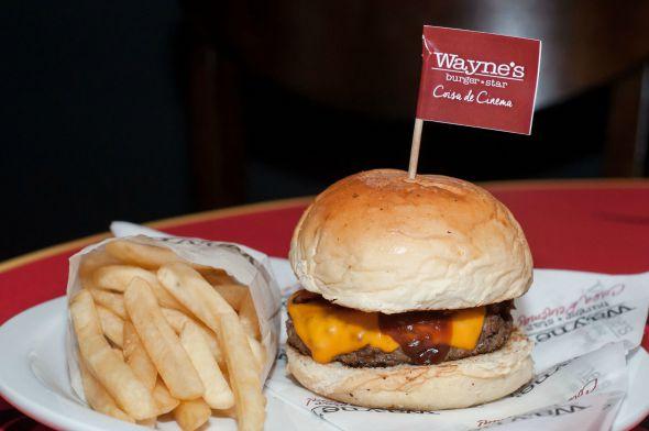 O hambúrguer Cameron Dias -  Crédito: Dado Cavalcanti/Divulgação