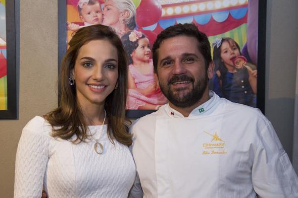 Cris Lemos e Biba Fernandes Créditos:Thais Carvalho./4 comunicação