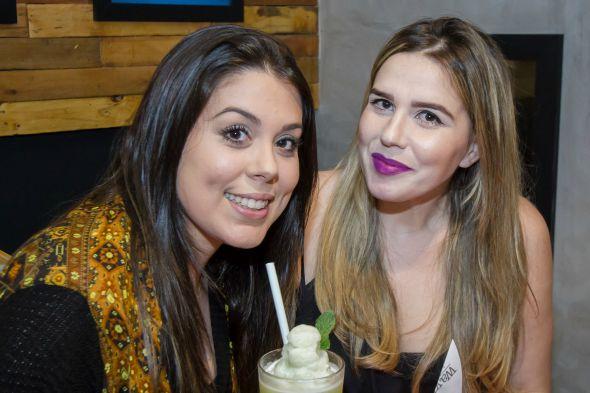 Nise Anna e Kivia Oliveira Lima - Crédito: Dado Cavalcanti/Divulgação