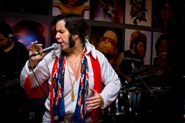 Mr.Elvis Créditos: Divulgação