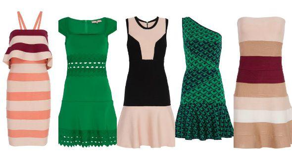 Os vestidos variam de R$199 a R$329 - Crédito: Divulgação/C&A
