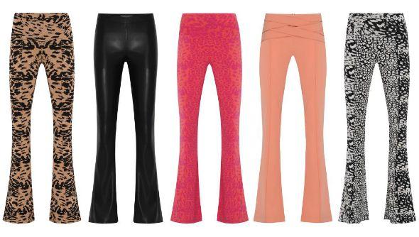 As calças variam de R$189 a R$199 - Crédito: Divulgação/C&A