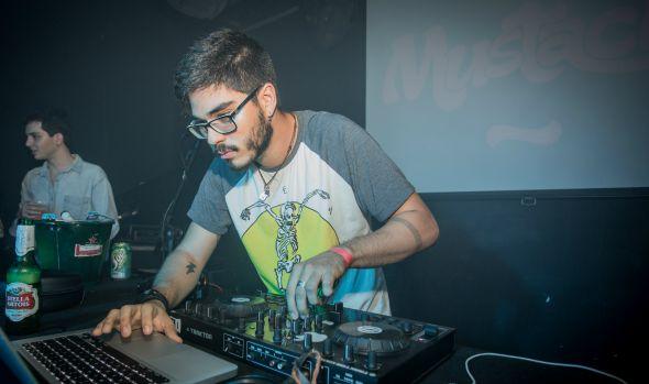 DJ Daniel Forn. Crédito: Divulgação/Mustache Produtora