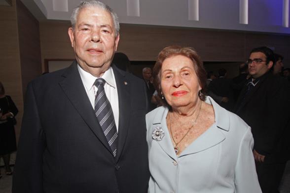 Domingos da Silva Moreira e Lindalva da Costa Moreira. Crédito: Roberto Ramos/DP/D.A. Press