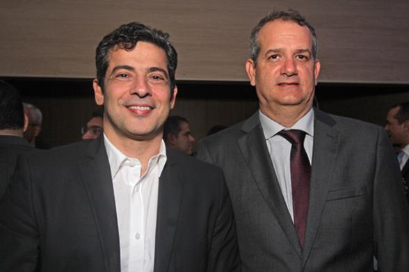 Fernando Furtado e Railson Benjamin. Crédito: Roberto Ramos/DP/D.A. Press