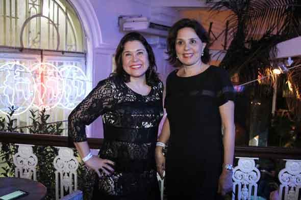 Rita Tristão e Amelinha Peixoto. Crédito: Nando Chiappetta/DP/D.A Press