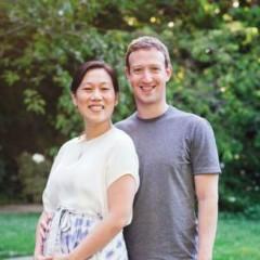 Mark Zuckerberg anuncia que será pai de uma menina