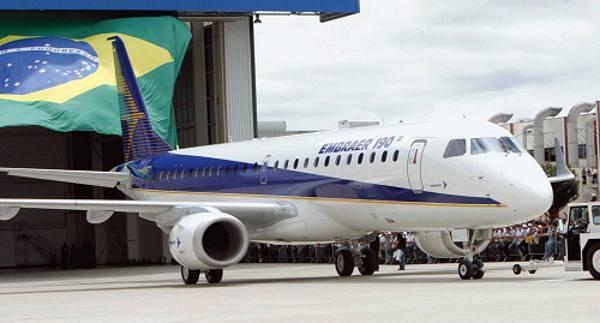 Avião da Embraer/Divulgação