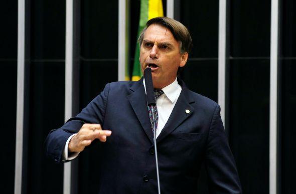 Jair Bolsonaro - Crédito: Luis Macedo/Câmara dos Deputados