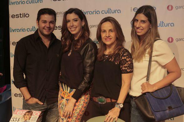 Camila Coutinho recebeu nomes como Heracliton Diniz, Socorro Almeida e Maria Clara Moreira - Crédito: Bruna Valença/Divulgação