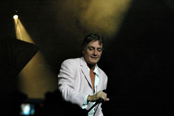 Fábio Jr - Crédito: Juliana Leitão/DP. Show de Fabio Jr