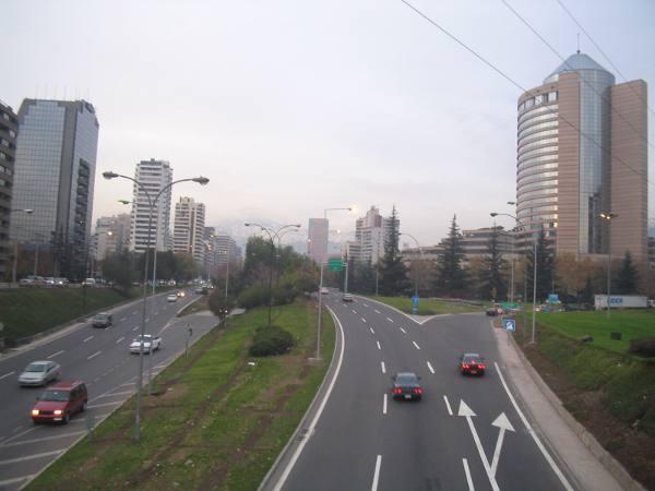 Largas avenidas