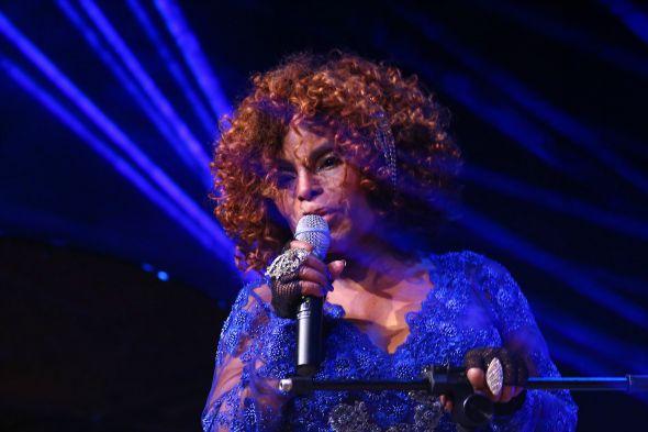 """Elza Soares apresenta canções de seu álbum """"A Mulher do Fim do Mundo"""" Crédito: Divulgação da artista"""