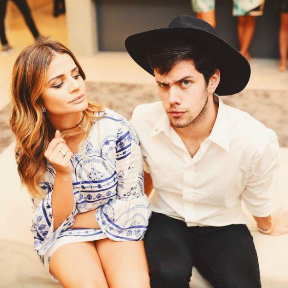 Thassia Naves é uma das melhores amigas de Gabriel Gontijo - Gabriel Gontijo - Crédito: Reprodução do Instagram
