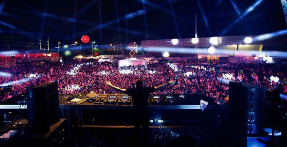 Foto da primeira edição do King Festival - Crédito: Divulgação do evento