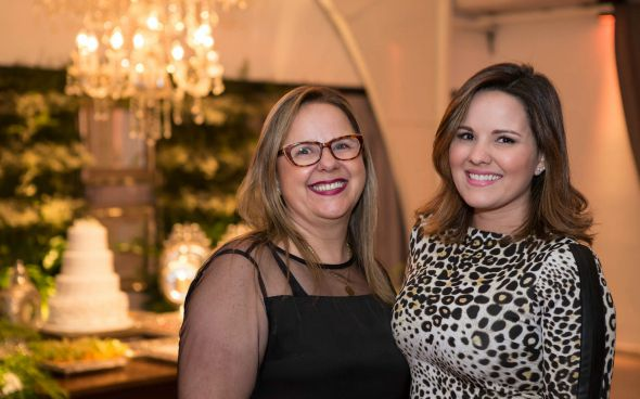 Jacqueline e Viviane Branco, da Di Branco - Crédito: Daniel Siqueira/Divulgação