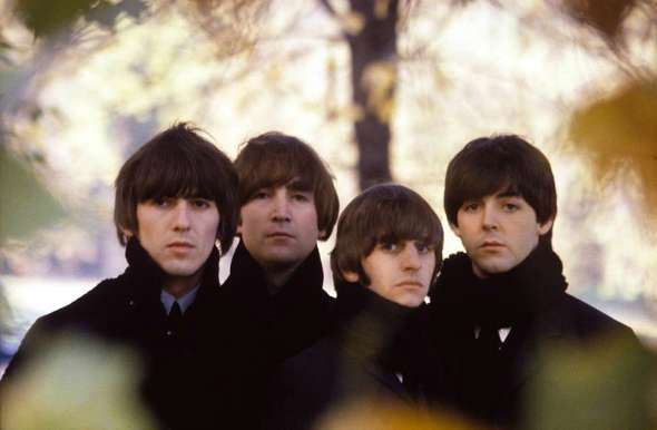 The Beatles -  Crédito: Reprodução Facebook