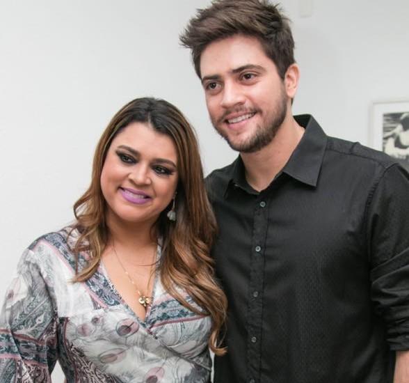 Preta Gil e Rodrigo Godoy .Crédito: Tatiana Sotero/DP/D.A Press