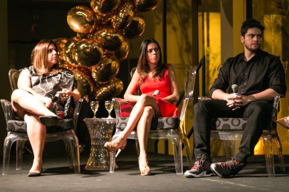 Boutique de três, que assinou a assessoria do casamento de Preta Gil, estava presente no evento - Crédito: Tatiana Sotero/DP/D.A Press