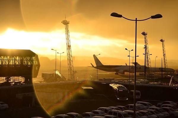 Aeroporto dos Guararapes/Foto de Marcos Pereira