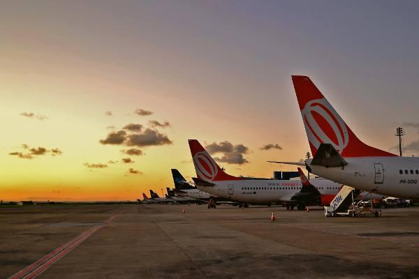 Aviões/Foto de Marcos Pereira