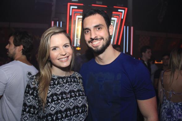 Lucas Maciel e Maria Eduarda Bouwman. Crédito: Luiz Fabiano/Divulgação