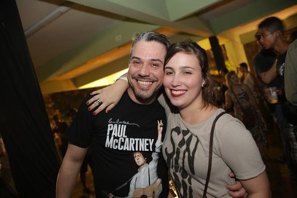 Romulo Valente e Maria Eduarda Valente. Crédito: Celo Silva/Divulgação