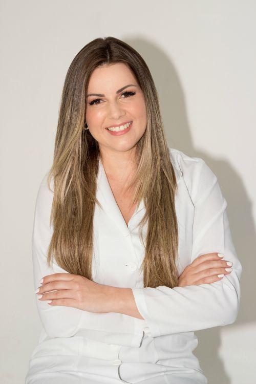 A fisioterapeuta Priscila Palazzo Créditos: Andreza Rocha/Divulgação