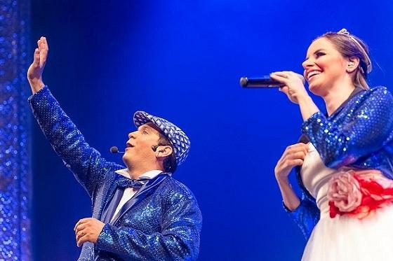 Tio Bruninho lança seu DVD no Teatro Luiz Mendonça. Crédito: Divulgação da banda