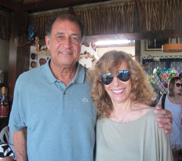 Ferreira e Flora Lima
