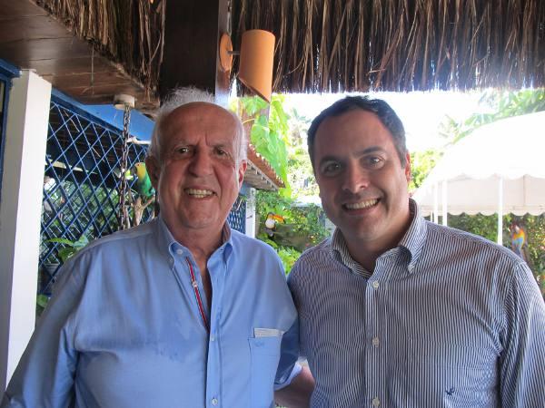 Jarbas Vasconcelos e Paulo Câmara
