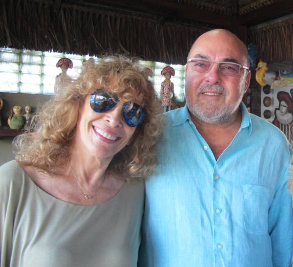 Flora Lima e Agostinho Gomes